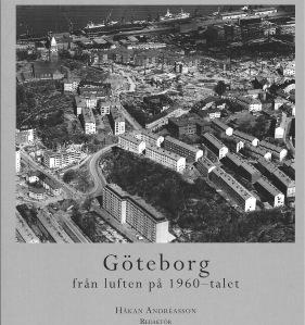 Omslag Göteborg från luften