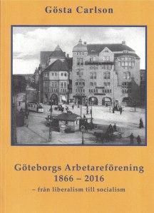 Omslag Göteborgs Arbetareförening