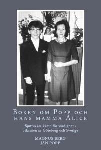 Omslag Popp och hans mamma Alice